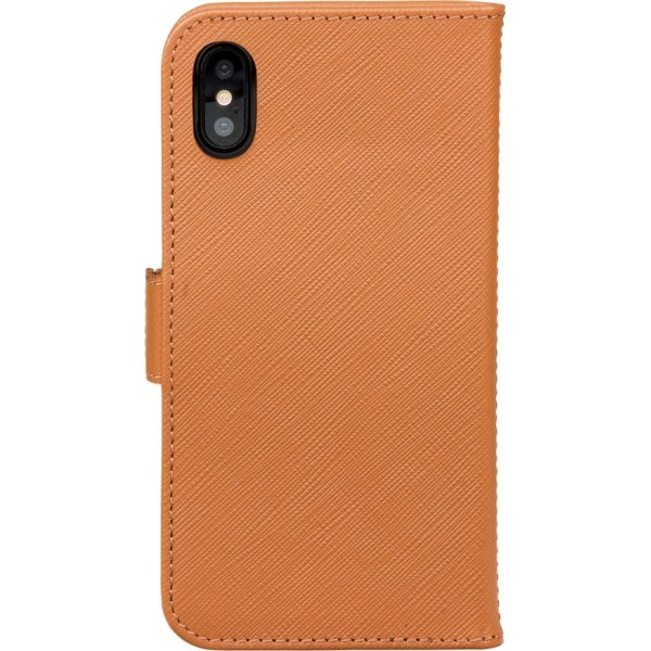 dbramante1928 Case NY iPhone X/Xs, Burnt Sienna