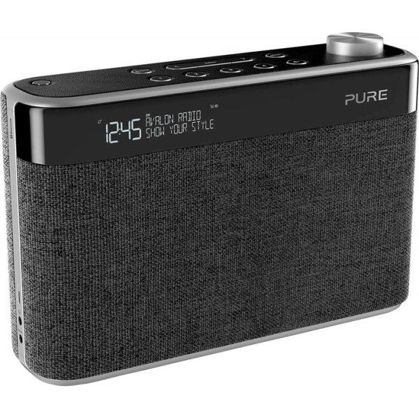 Pure Radio Avalon N5 Bluetooth m. FM/DAB/DAB+
