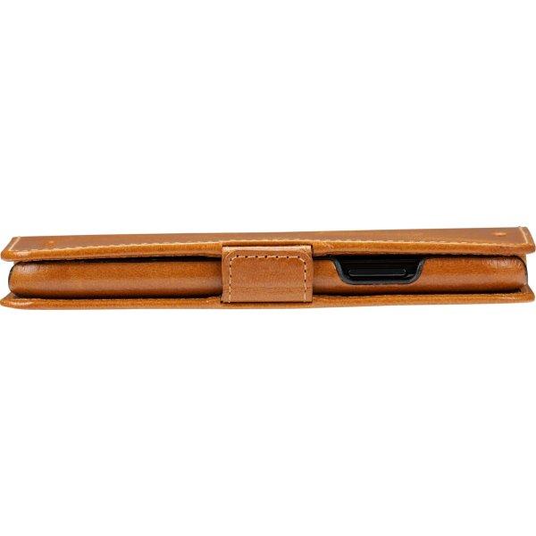 dbramante1928 Case Wallet Lynge iPhone XR, Tan
