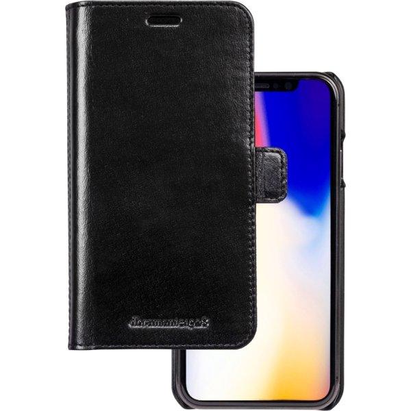 dbramante1928 Case Wallet Lynge iPhone XR, Sort