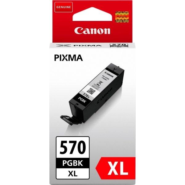 Canon PGI-570XL blækpatron, sort, 500 s.