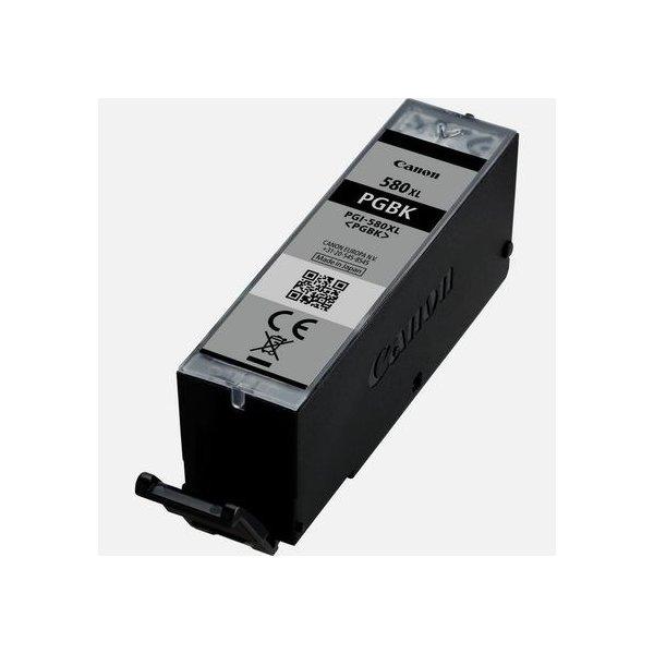 CaPGI-580XL pigmentsort blækpatron blister m/alarm
