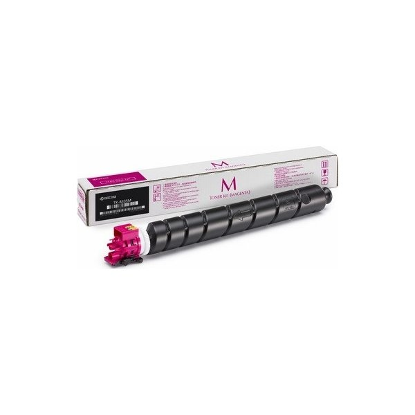 Kyocera TK-8335M lasertoner, magenta, 15000s