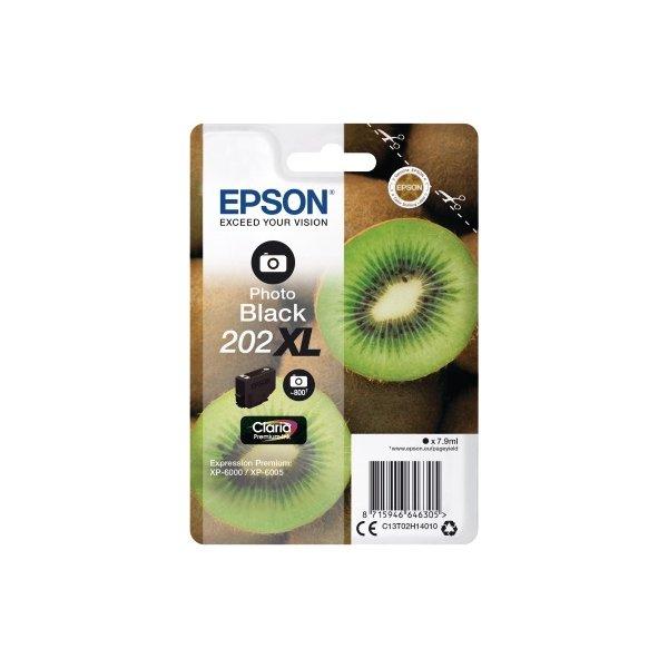 Epson T202 XL blækpatron, fotosort