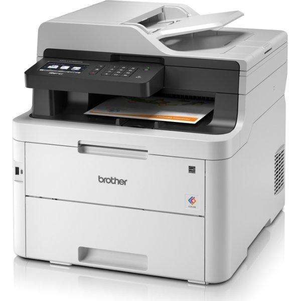 Brother MFC-L3750CDW alt-i-én LED-farveprinter