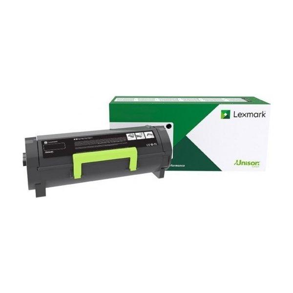 Lexmark 58D2U0E lasertoner, sort, 55.000 sider