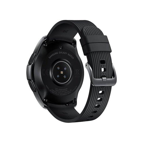 Samsung Galaxy Watch 4G og Bluetooth, 42mm, sort