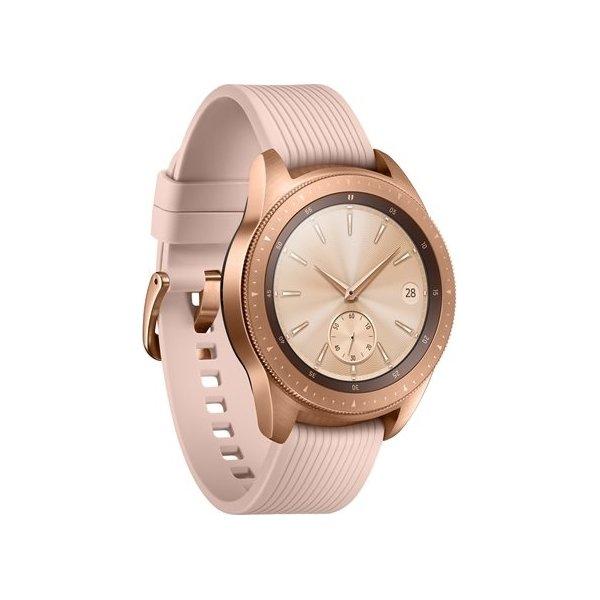 Samsung Galaxy Watch 4G+Bluetooth, 42mm, rose guld