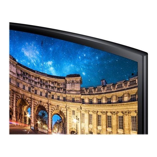 """Samsung C27F390 kurvet monitor, 27"""""""