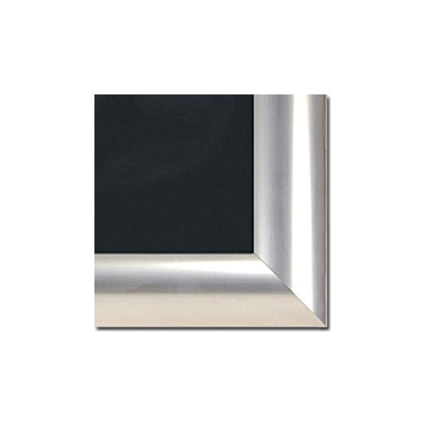 Alu plakatramme, snap-frame, 50 x 70cm, Grå