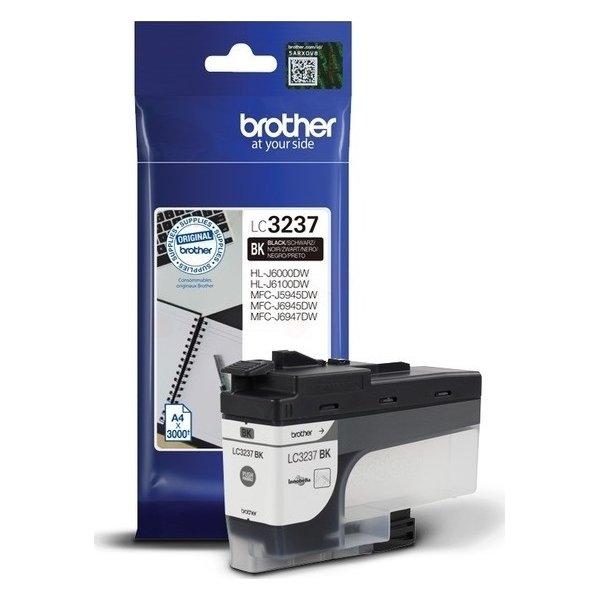 Brother LC3237M blækpatron, sort, 3000 sider