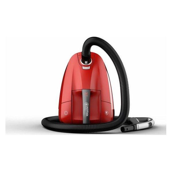 Nilfisk Elite RCL14E08A2 støvsuger, rød, A++