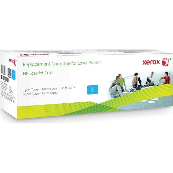 Xerox XRC 381A lasertoner, cyan