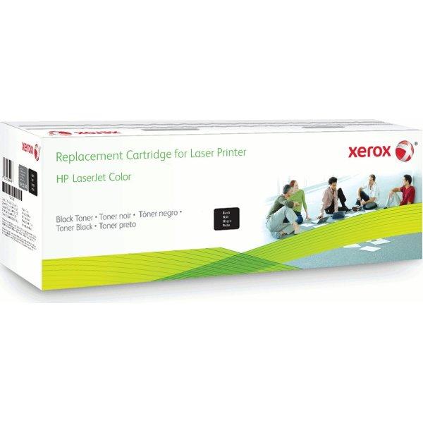 Xerox XRC Q6460A lasertoner, sort,