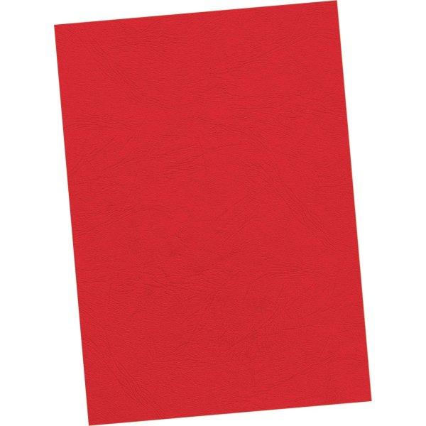 Fellowes Binding Covers A4, rød