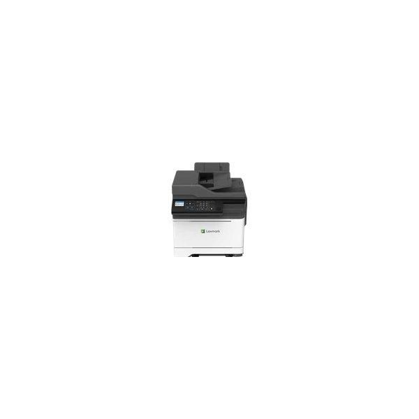 LEXMARK CX421adn multifunktionel farvelaserprinter