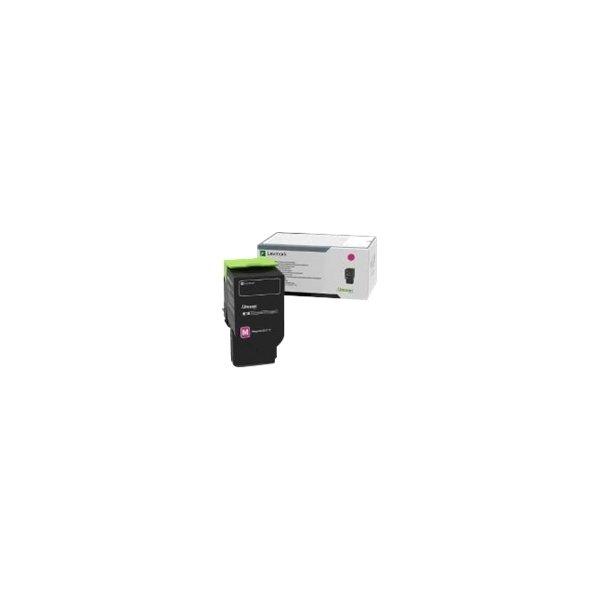Lexmark 78C0X30 lasertoner, magenta
