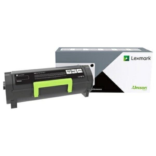 Lexmark 56F2X0E Corporate lasertoner, sort, 20000s