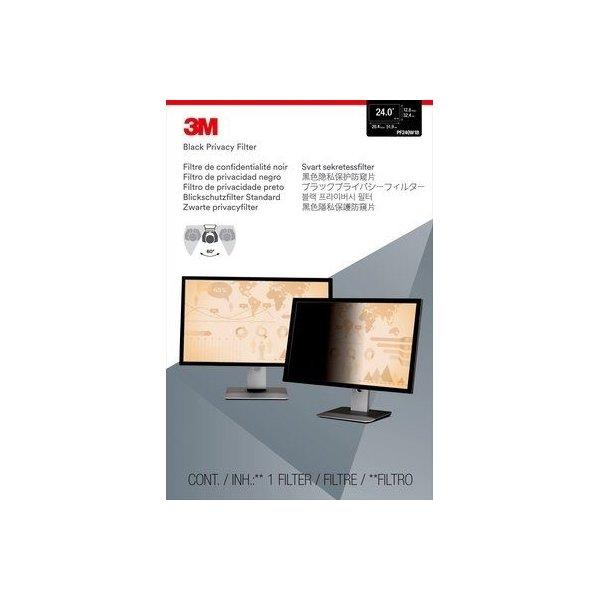 """3M PF24W Privacy Filter 24"""" widescreen"""
