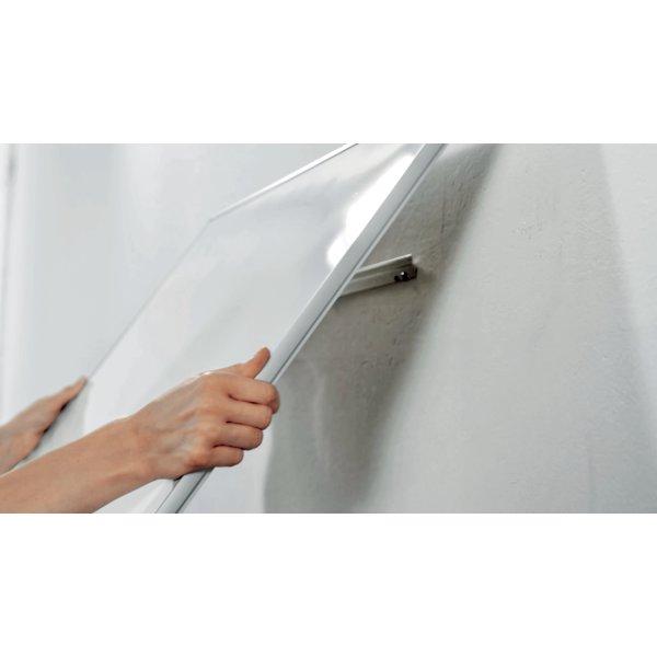 Nobo widescreen hvidt whiteboard - 51 x 89,8 cm
