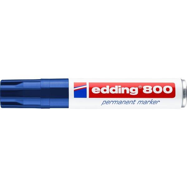 Edding 800 Permanent Marker, blå