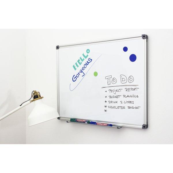 Edding 360 whiteboard markere, sæt m. 4stk, ass.