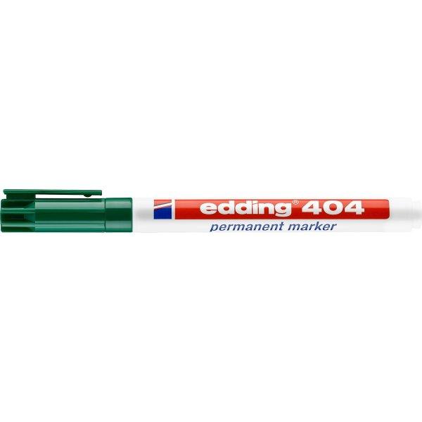 Edding 404 Permanent Marker, grøn