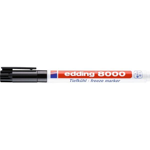 Edding 8000 Freeze Marker, sort