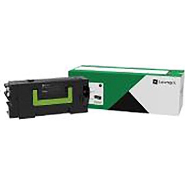 Lexmark B2855/MB2770 lasertoner, sort, 15.000s