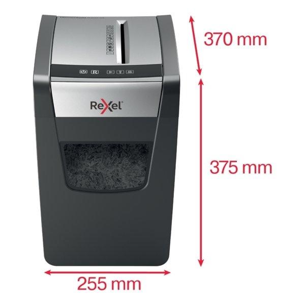 Rexel Momentum X410-SL slimline makulator