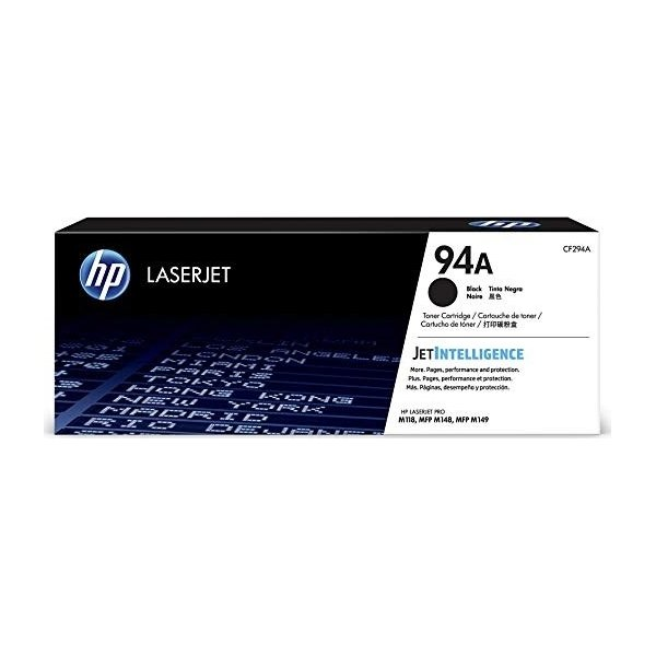 HP Laserjet 94A lasertoner, sort, 1.200 sider