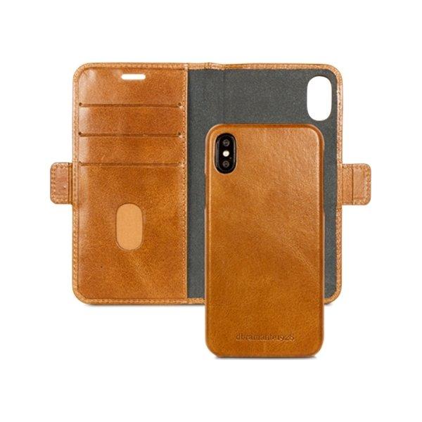dbramante1928 Bernstorff case iPhone X/Xs, tan