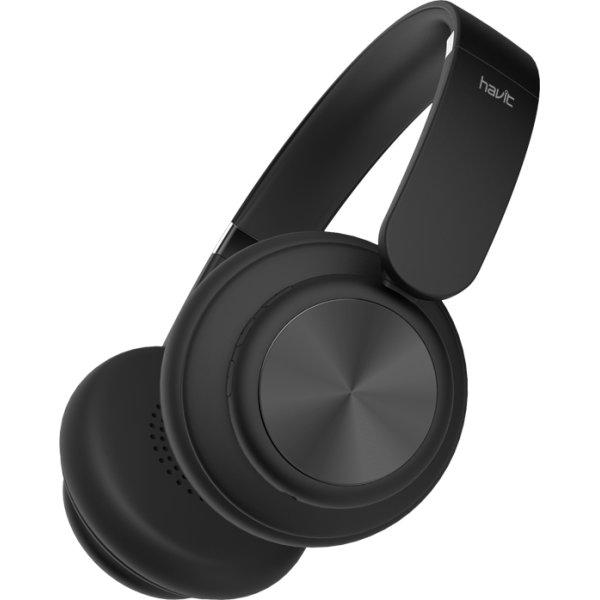 Havit i65 Trådløse Hovedtelefoner, sort