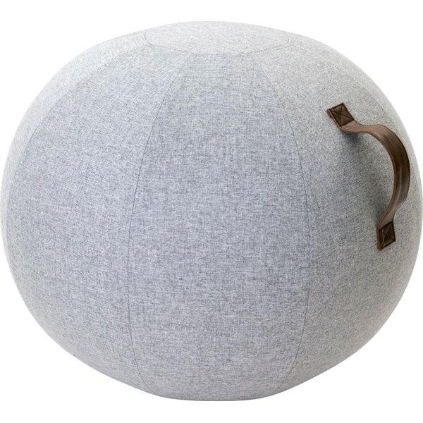 JobOut Balancebold Design, Filtstof, Lysegrå