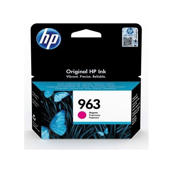 HP nr. 963 blækpatron, magenta, 700 sider