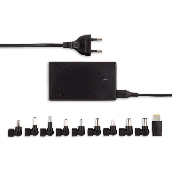 Targus AC kompakt opladeradapter til pc, 90W