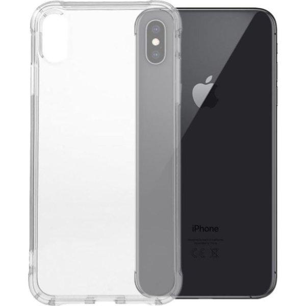 Twincase iPhone Xs Max case, transparent