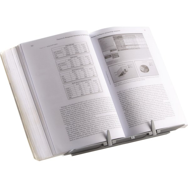 Fellowes Booklift Dokumentholder, sølv