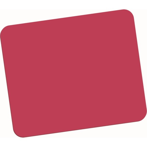 Fellowes basis musemåtte, rød