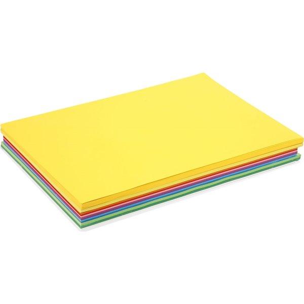 Colortime Forårskarton, A3, 180g, 300 ark, ass.