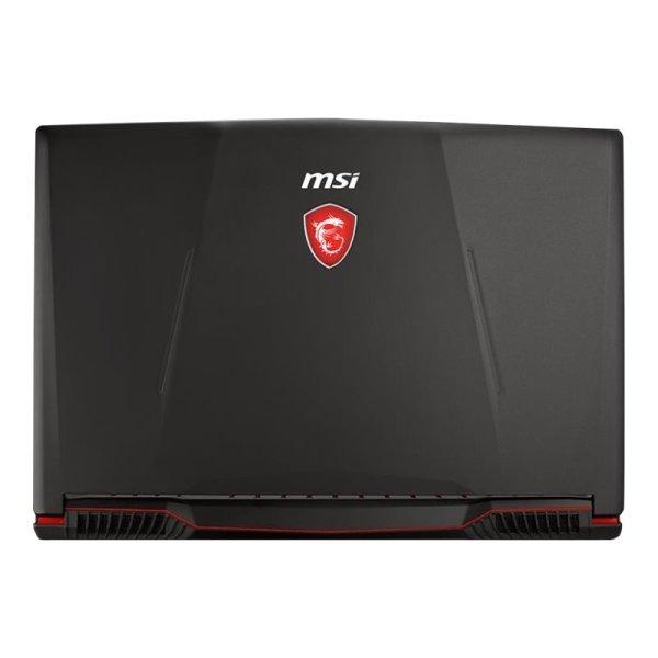 "MSI GL63 8SD-690NE 15,6"" bærbar gaming computer"