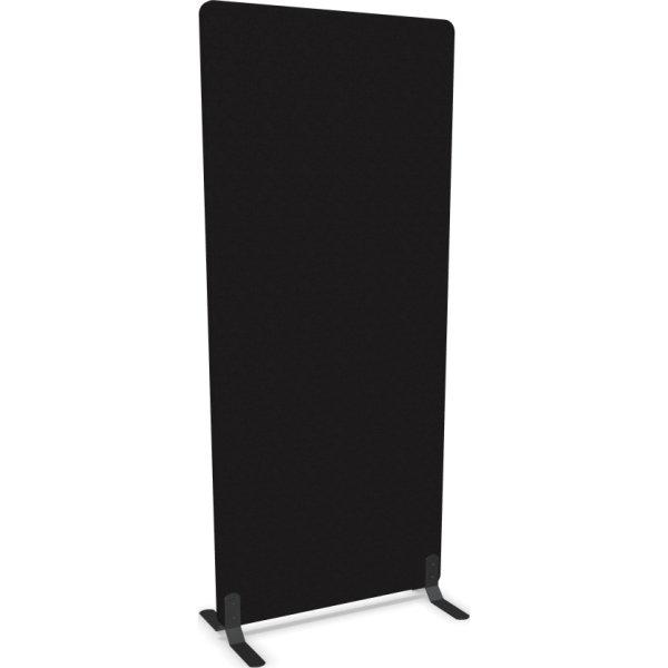 Screenit A30 skærmvæg H180xB80 cm sort