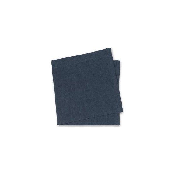 Bastian Dug og stofservietter, 13 dele, Blå