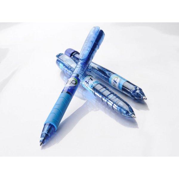 Pilot Begreen Bottle 2 Pen gelpen 0,5mm, blå