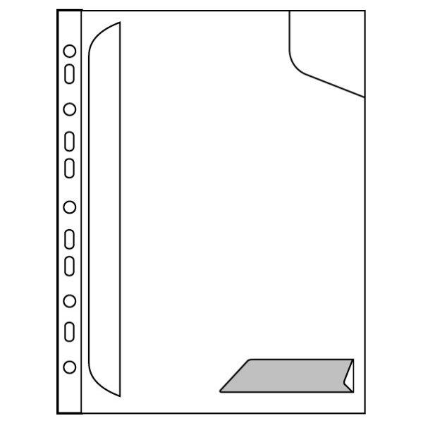 Leitz CombiFile chartek, hvid (5 stk.)