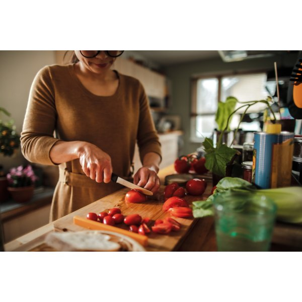 Fiskars Functional Form Tomatkniv/Lille brødkniv