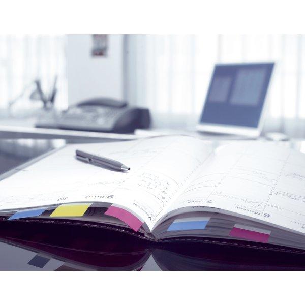 Post-it indexfane standard 4 farver & 2 pk. pile