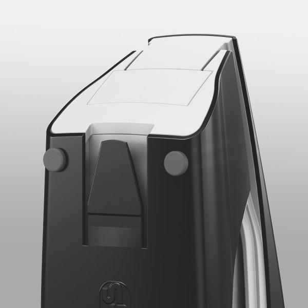 Leitz 5502 hæftemaskine, sort