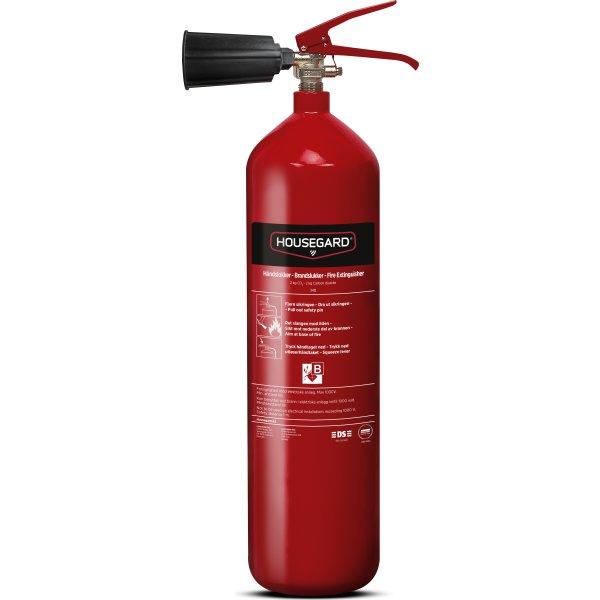 Housegard CO2 Brandslukker 2 kg