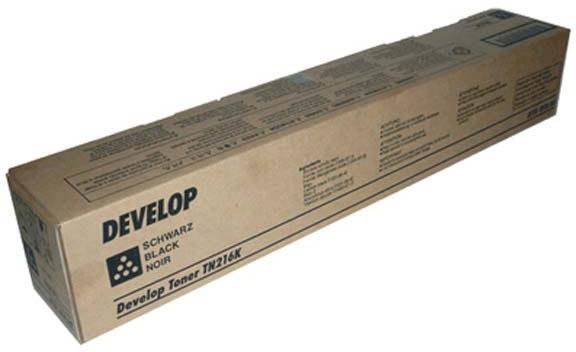 Develop TN-216K Ineo +220 Toner, sort, 29.000s